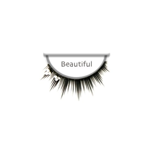 (6 Pack) ARDELL Wildlash Just for fun False Eyelashes - Beautiful