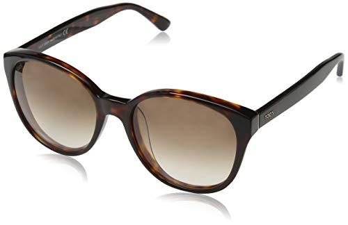 Tod's tod's sonnenbrille to0146-f occhiali da sole, multicolore (mehrfarbig), 56.0 donna