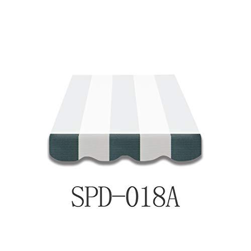 Markisenstoff  Ersatzstoff ohne Volant  4*2,5m Fertig genäht SPD052