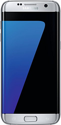 Samsung S7 Edge Silber 32GB SIM-Free Smartphone (Generalüberholt)