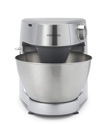 Kenwood Prospero+ KHC29.P0SI - Robot de Cocina 1000W 3 herramientas de bol, batidora de vaso de cristal...