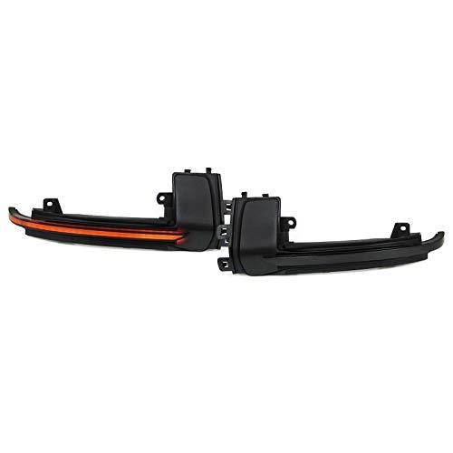 Tenzo-R 37580 Dynamische Spiegel Blinker schwarz