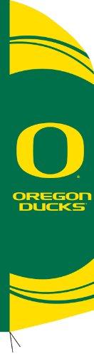In The Breeze doppio università di Oregon Feather banner, 8.5-feet