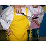 LOT of 12 Kids Aprons 2-7 Yrs + 12 Chef ...