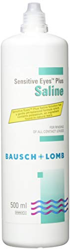 Bausch & lomb occhi sensibili soluzione salina 500ml
