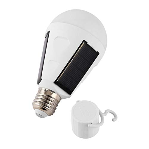 Features:Power-cut often makes people helpless, and the emergency bulbs can help human grope in the dark.The bulbs will keep bright Compatible for 4-6 hours when the outage of the power happens.Smart change of LED bulbs can make you no longer worr...