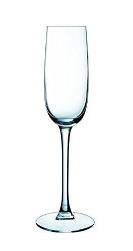 Luminarc Versailles - Set de 6 copas de champán modelo Versailles, 16 cl