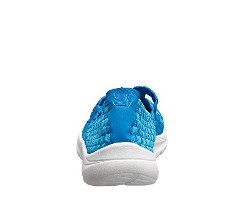 Easy Spirit e360 Quest Toile Chaussure de Marche Blue Multi