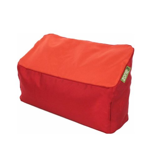 Modul 3 für Sitzsack 'ZONE3' rot/orange - Gamer & Chill Out