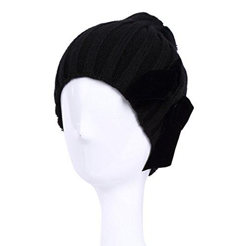 bonnet de laine/Enfants Cap/bouchon Parent-enfant mignon/Chapeau d'hiver en tricot E