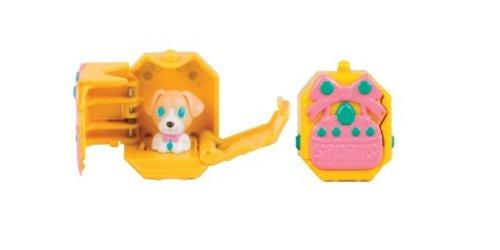 Giochi Preziosi Jewel Pet 2771, Action Figure, Rin, colore: Giallo/Verde