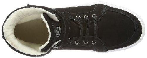 Petit by Sofie Schnoor Sneakers TEX w fur lining P133607 Mädchen Skateboardschuhe Schwarz (Black)