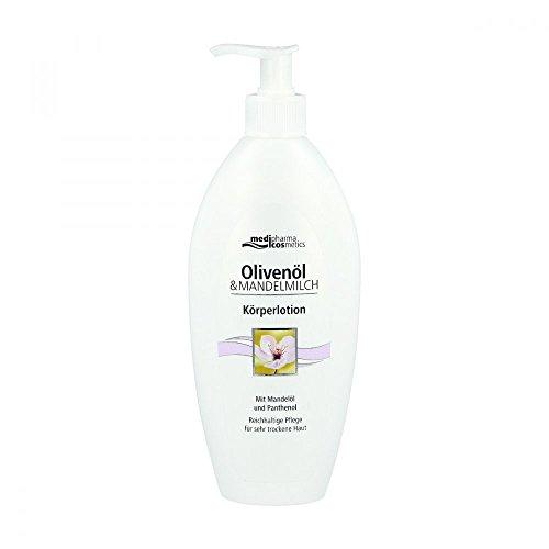 Olivenöl Mandelmilch Körperlotion 500 ml