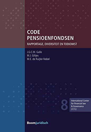 Code Pensioenfondsen (ICFG reeks Book 8) (Dutch Edition)