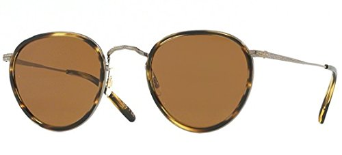 Oliver Peoples - MP-2 SUN OV 1104S, Rund Metall Damenbrillen