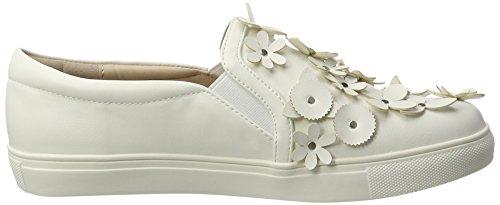 Carvela Damen Juniper Sneaker Weiß (WHITE)
