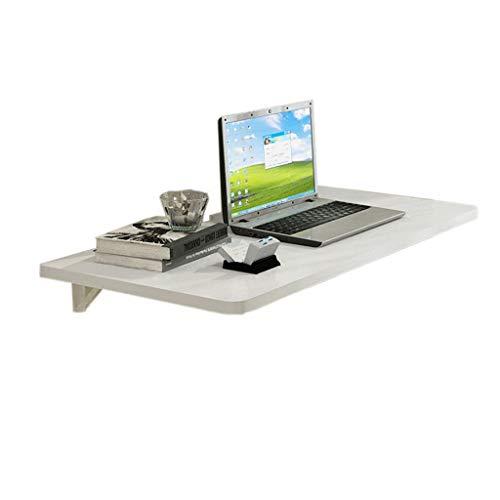 WQQTT Tavolo Pieghevole Tavolo Pieghevole, Tavolo da Computer, Tavolo da  Cucina, scrivania Tavolo Pieghevole (Colore : A, Dimensioni : 90 * 40cm)