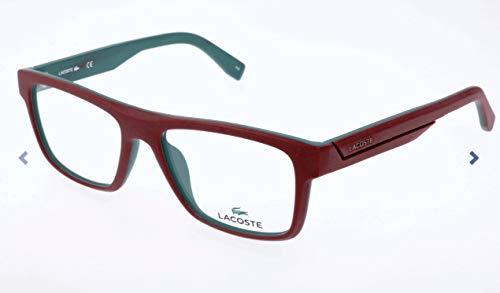 Lacoste L2792 Lacoste Brillengestelle L2792 Rechteckig Brillengestelle 53, Rot