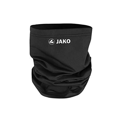 JAKO Funktion Neckwarmer, schwarz, One Size -