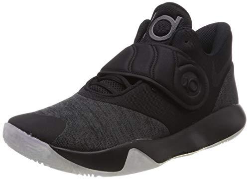 47798ad024e9 Nike KD Trey 5 Vi, Zapatillas para Hombre, Negro Black-Dark Grey-