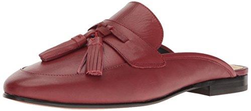Sam Edelman Womens Paris Slip-On Loafer Tango Red Leather