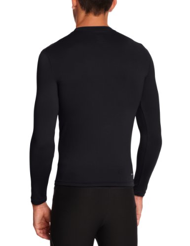 Canterbury Cold manica lunga Baselayer top Nero
