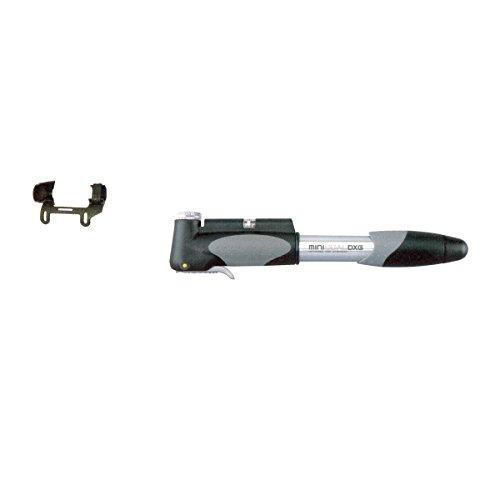 Topeak Minipumpe Mini Dual DXG, Black, One Size, TMD-2G