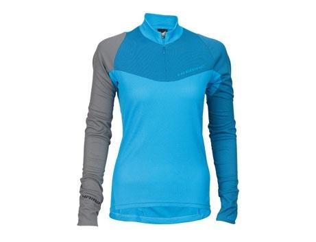 Preisvergleich Produktbild XDURO Shirt Long Women blue - Gr. XXL