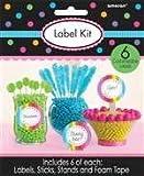 eBook Gratis da Scaricare Amscan Candy Buffet smerlato Etichette Kit multicolore (PDF,EPUB,MOBI) Online Italiano