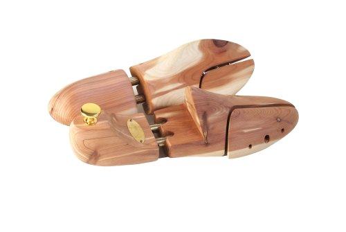 Hormas de zapato en madera de cedro, ensanchador para el calzado