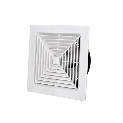 ZQYR Extractor Fans@ Inline-Lüfter 11.8 Zoll Abluftventilator Ultra-leise mit Effiziente Belüftung, Wand-Ventilator für Küche/Badezimmer/Schlafzimmer/Büro (300mm),11.8in