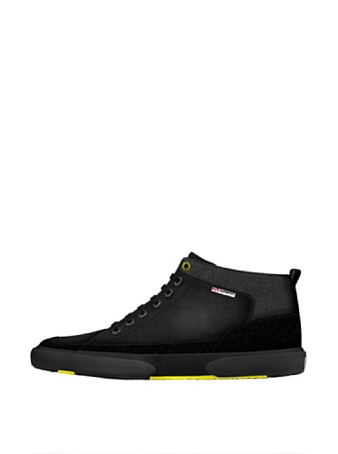 Sneakers - 2209-corduroymicrofibsueu BLACK-GREYSTONE