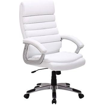 Bürostuhl weiß  Bürostuhl Drehstuhl Chefsessel Schreibtisch Stuhl Bürosessel ...