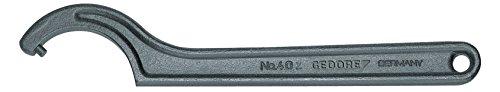 GEDORE 40 Z 58-62 Hakenschlüssel, DIN 1810 Form B, 58-62 mm