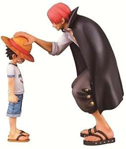 Ichiban Kuji [One Piece] Memories Prize-A Luffy & Shanks Figure