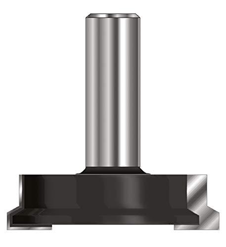 ENT 16270 Schubladen Verleimfräser HW (HM), Schaft (C) 8 mm, Durchmesser (A) 25,4 mm, B 12,7 mm, F 19 mm, E 3,97°, D 32 mm