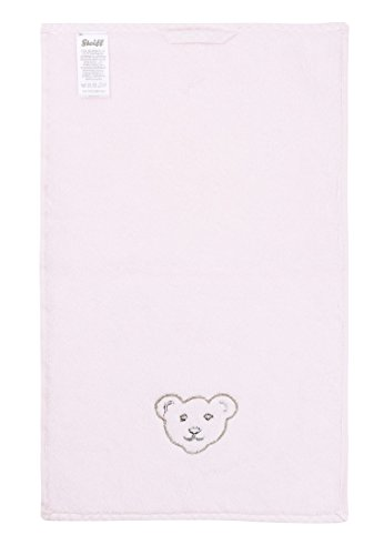 Steiff 0002980 Kleines Handtuch, Rosa - 2