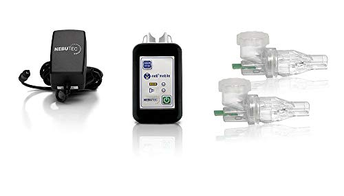 M-neb Mobile Mesh Nebulizer - Inhalator Starter Kit Mn-300/9 -