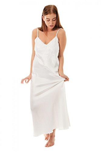 unbrabded - Chemise de nuit - Femme Blanc