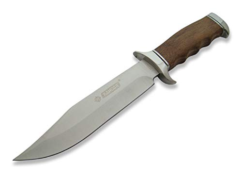 Zeitloses & klassisches 32cm Jagdmesser - Jäger Messer - Outdoor - Survival - Messer - Hunting Knife