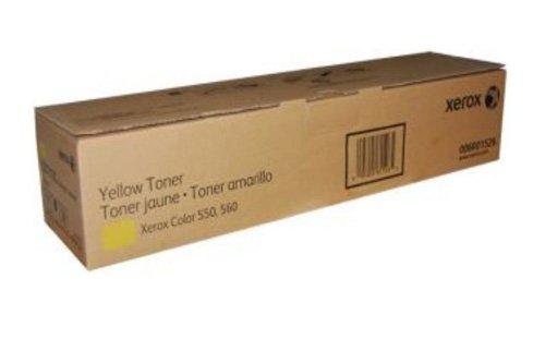 Original Toner passend für Xerox Color 550 Series Xerox 006R01526 6R01526 - Premium Drucker-Kartusche - Gelb - 34000 Seiten - 34000 Serie