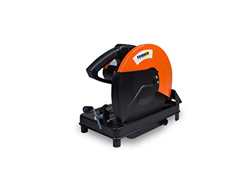 Feider F2000TM-4 Tronçonneuse a metaux 355 mm, Orange