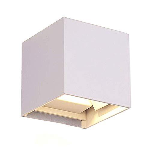 Topmo-plus 7W Lámpara pared LED ángulo