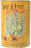 Avigal Henna 100% Natural Hair Color Mahogany Golden Brown 4.5 Oz.