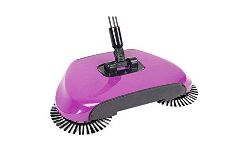 Automatik Hand Push Sweeper Besen Haushalt Reinigung Dustpan Push Broom Kehrmaschine Haushalt Reinigung Roboter Sweeper Staubsauger rotierenden Kehr 360°