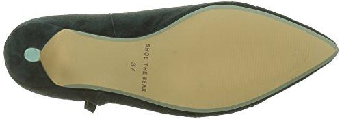 Shoe Closet Agnete S, Scarpe con Tacco Donna Verde (Green)