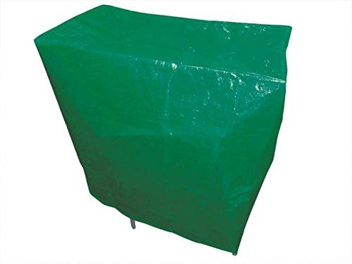 Housse de protection pour barbecue 80 x 45 x 80 cm de couverture 80x45x80 cm vert