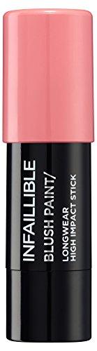 L 'Oréal Make Up Designer Paris Infaillible Paint Gesicht Chubby Stick Blush 01 Pink Picasso -