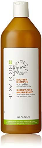 Matrix Biolage R.A.W. Nourish Shampoo, 1er Pack (1 x 1 l)