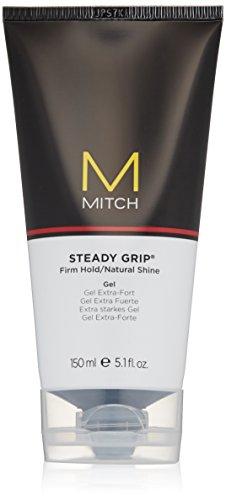 Paul Mitchell Mitch Steady Grip Firm Hold Natural Shine Gel, 150 ml